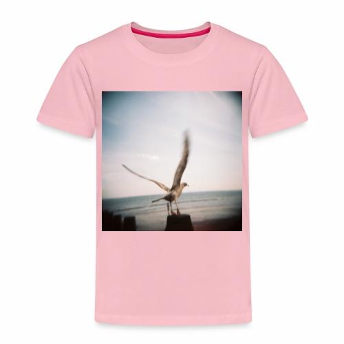 Original Artist design * Seagull - Kids' Premium T-Shirt