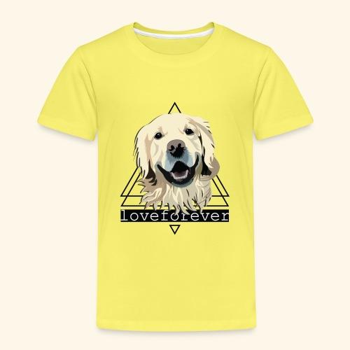 RETRIEVER LOVE FOREVER - Camiseta premium niño