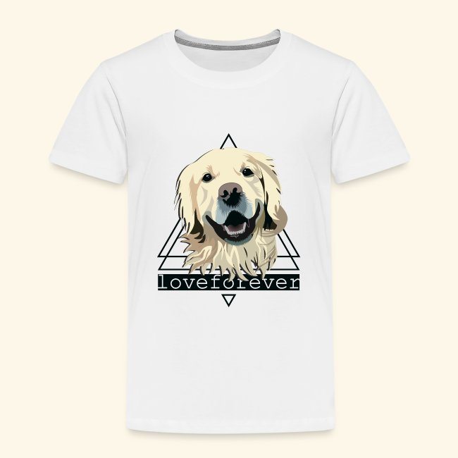 RETRIEVER LOVE FOREVER