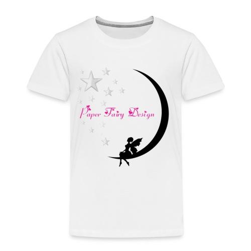 Paper Fairy Design - Kinder Premium T-Shirt