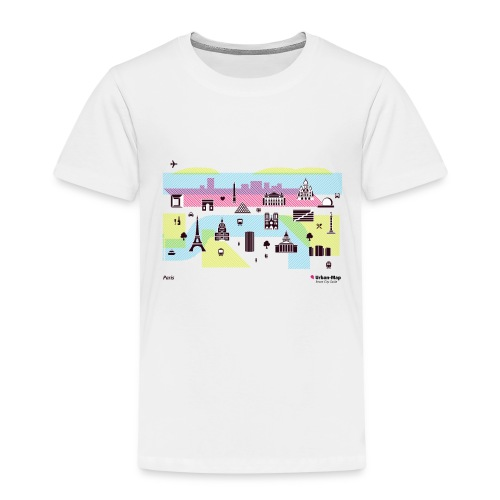 Paris City - Kids' Premium T-Shirt