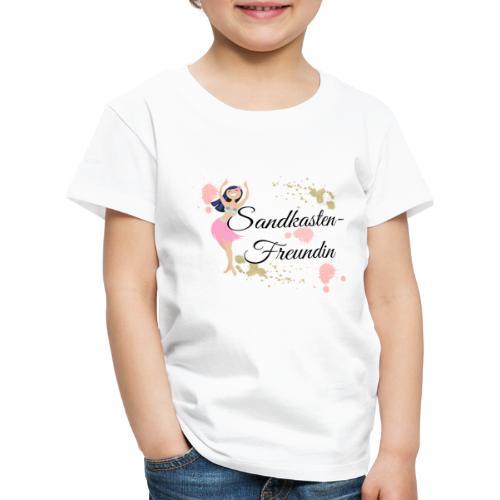 My Maisie Sandkasten Freundin - Mama Freundin - Kinder Premium T-Shirt