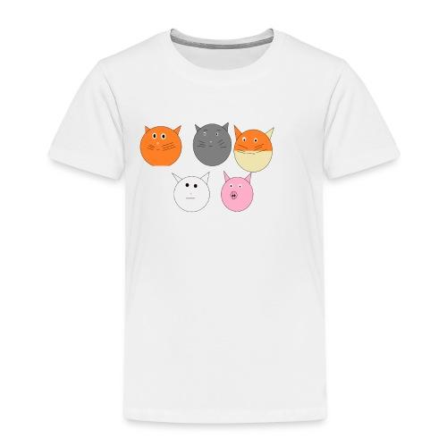 Untitled png - Kids' Premium T-Shirt