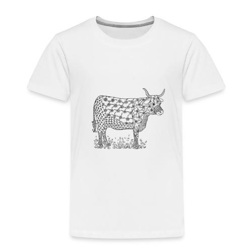 Stier - Kinder Premium T-Shirt