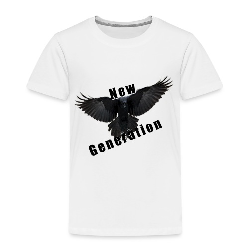 new generation - Kinderen Premium T-shirt