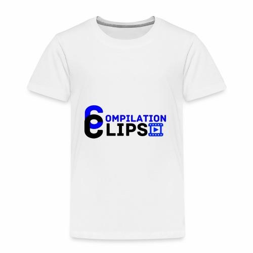 Official CompilationClips - Kids' Premium T-Shirt