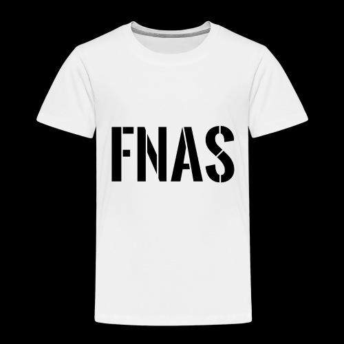FNAS - Børne premium T-shirt