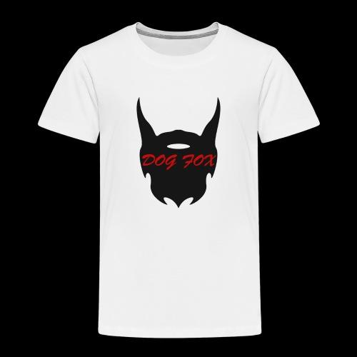 Dogfox Devil - Kinder Premium T-Shirt