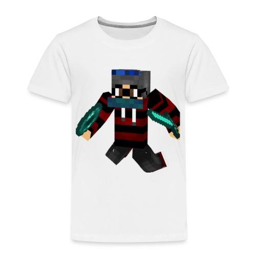 Skin Of TObiannetje - Kinderen Premium T-shirt