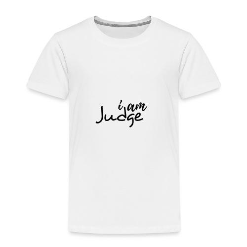 I am Judge - Kids' Premium T-Shirt