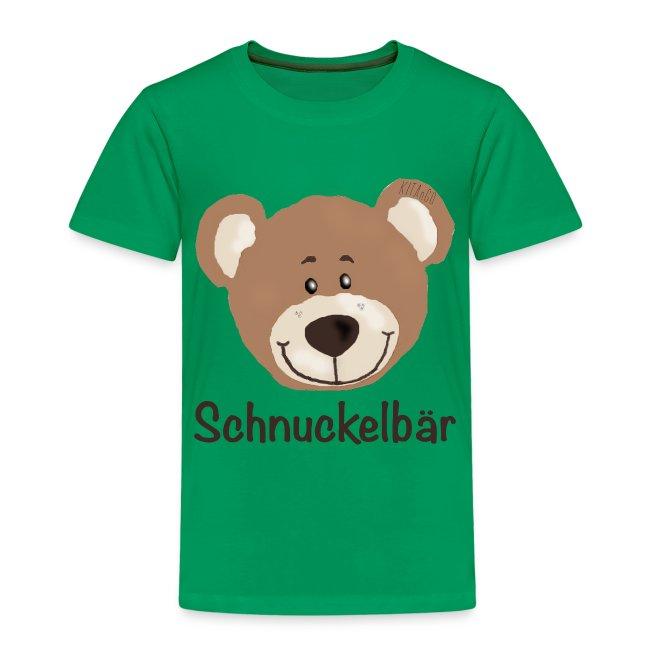 """Motiv """"Schnuckelbär"""""""