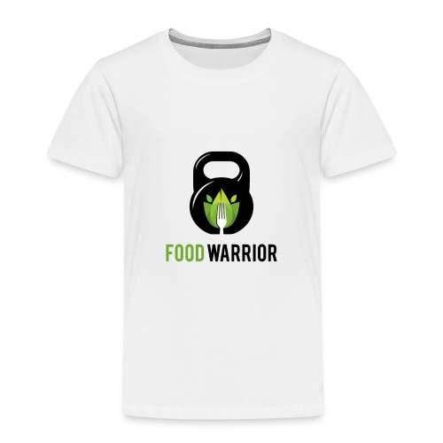 FoodWarrior Official Logo - T-shirt Premium Enfant