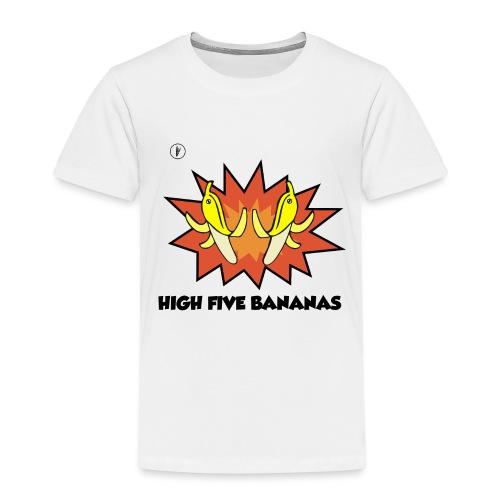 HIVE FIVE BANANAS - T-shirt Premium Enfant