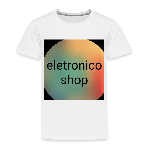 Eletronico shop - Maglietta Premium per bambini
