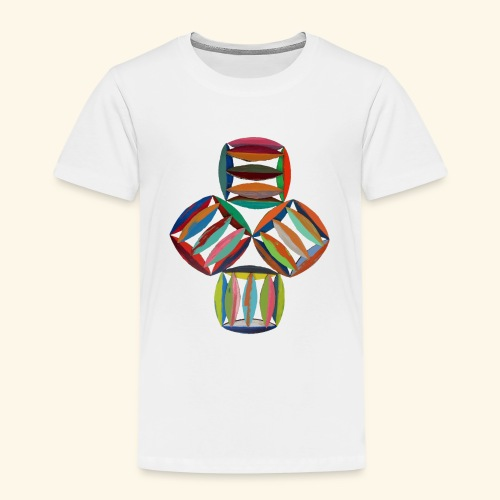 square2square - Kinderen Premium T-shirt