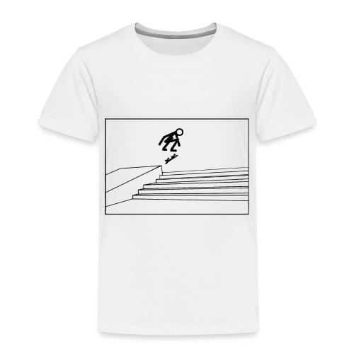 Kickflip - Kinder Premium T-Shirt