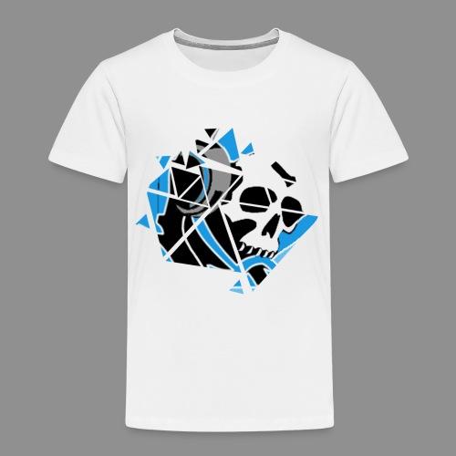 Official Logo Of The Hooded Gamer - Kids' Premium T-Shirt