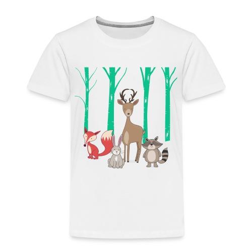 Las body dziecko - Koszulka dziecięca Premium