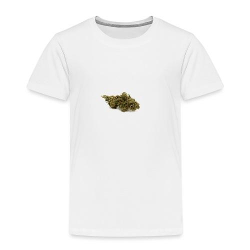eat weed - Kinder Premium T-Shirt