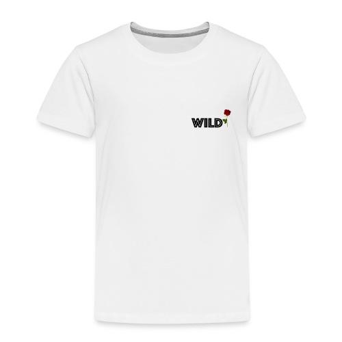 wild - Kinderen Premium T-shirt
