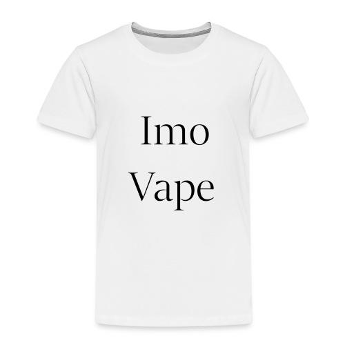 ImoVape - T-shirt Premium Enfant