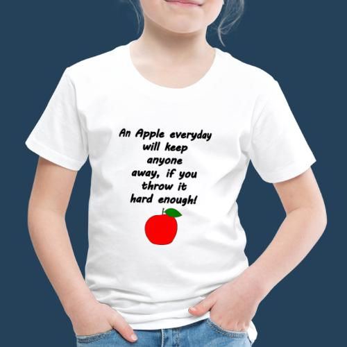 Apple Doctor - Kinder Premium T-Shirt