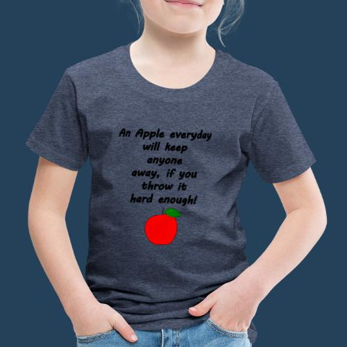 Apple Doctor - Kinder Premium T-Shirt
