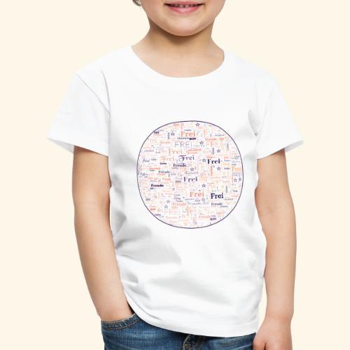 Ich bin - Kinder Premium T-Shirt