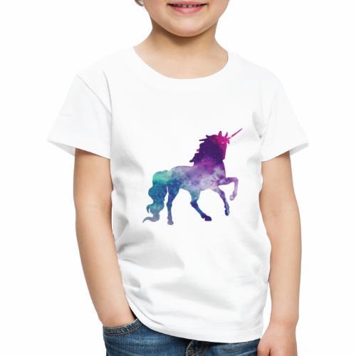 LICORNE CELESTE - T-shirt Premium Enfant