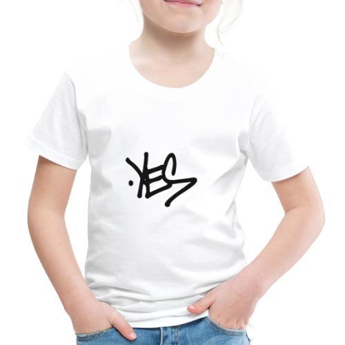 Yes Collection (MatteFShop Original) - Maglietta Premium per bambini