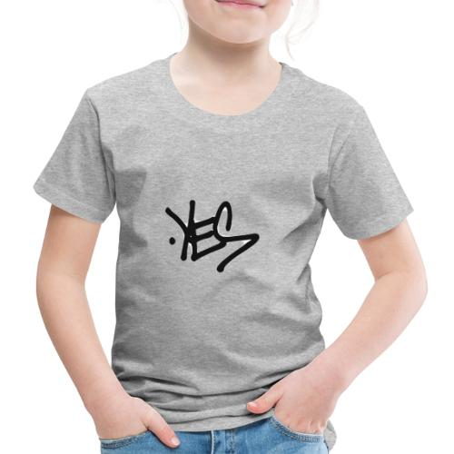 Yes Collection (MatteFShop Original) - Maglietta Premium per bambini
