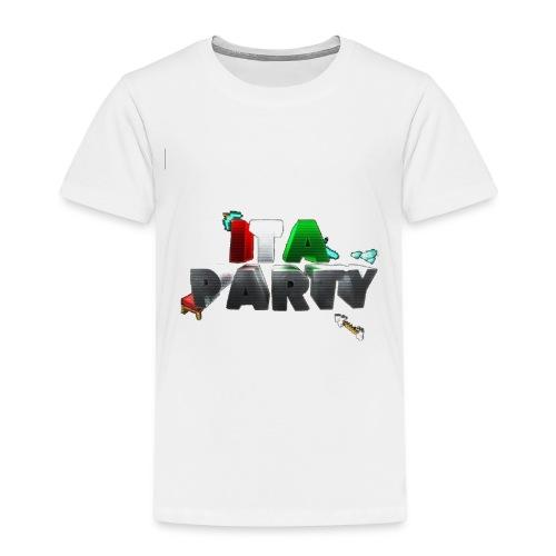 ItaParty - Maglietta Premium per bambini