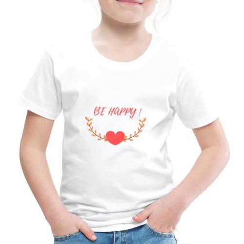 behappy - T-shirt Premium Enfant