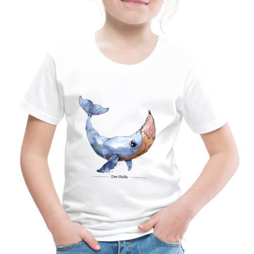 Wal-Stift (Der Holle) - Kinder Premium T-Shirt