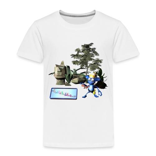 unwichtiger Wichtel - Kinder Premium T-Shirt