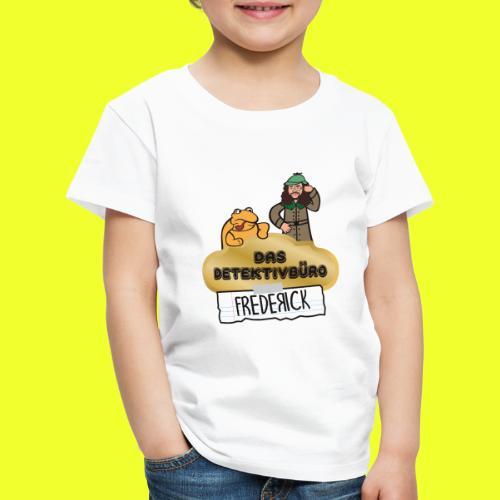 Das Detektivbüro Frederick - Kinder Premium T-Shirt