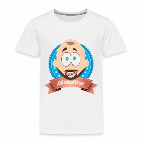 Globalisse logo - Børne premium T-shirt