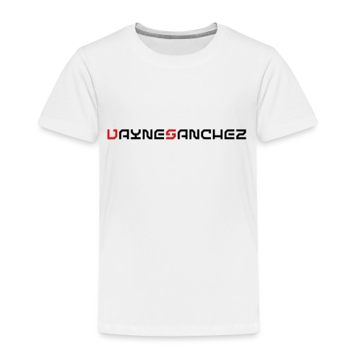 Vayne Sanchez Clothing - Kids' Premium T-Shirt