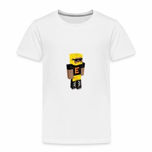 Minecraft gubben - Premium-T-shirt barn