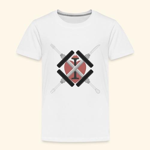 I Love Fitnessfood - Kinder Premium T-Shirt