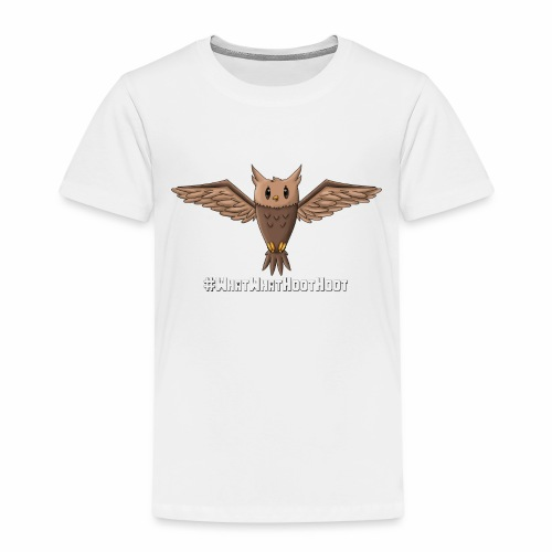 Flying Owl - Kids' Premium T-Shirt