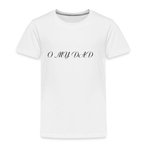 omydad f agnes 2kx2k - T-shirt Premium Enfant