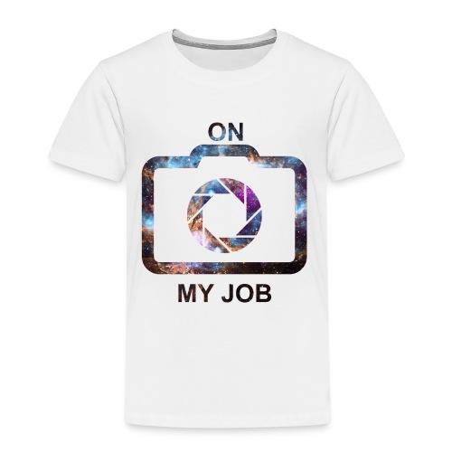 MINUN TYÖN (tilaa) - Lasten premium t-paita