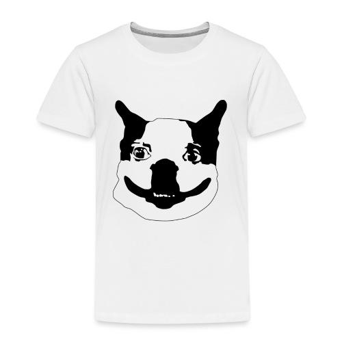 Lennu - Mustat Ääriviivat - Lasten premium t-paita