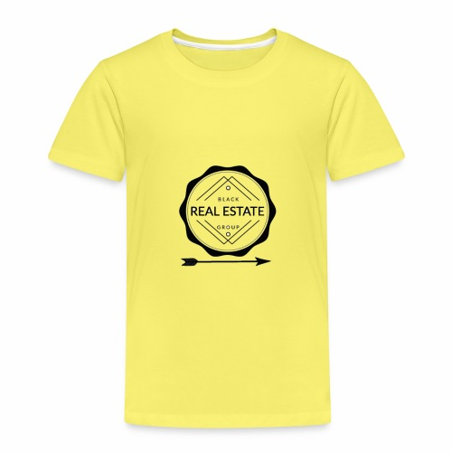REAL ESTATE. - Camiseta premium niño