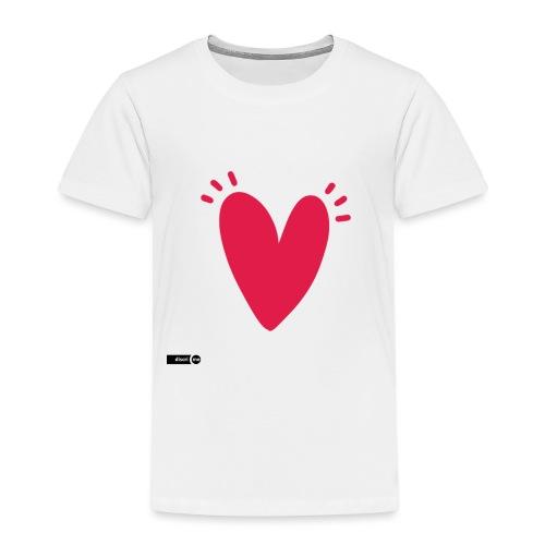 st valentin - T-shirt Premium Enfant