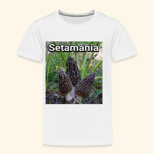 Colmenillas setamania - Camiseta premium niño
