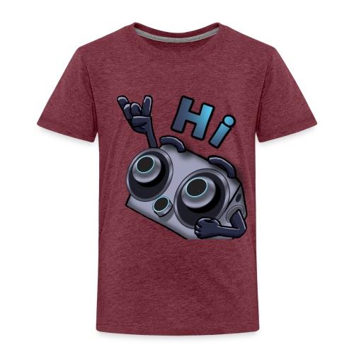The DTS51 emote1 - Kinderen Premium T-shirt