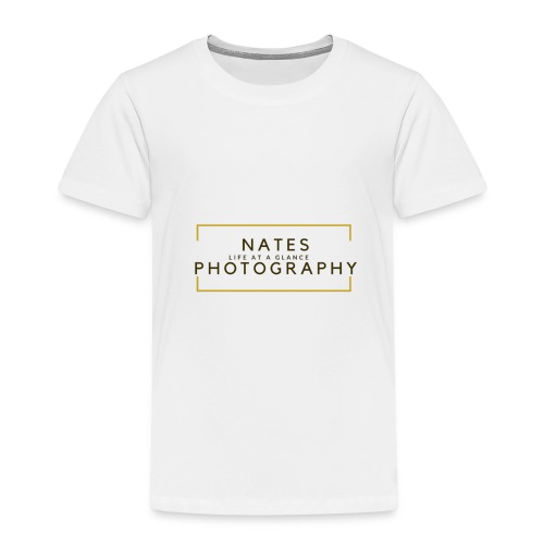 Nates photography 2.0 - Kids' Premium T-Shirt