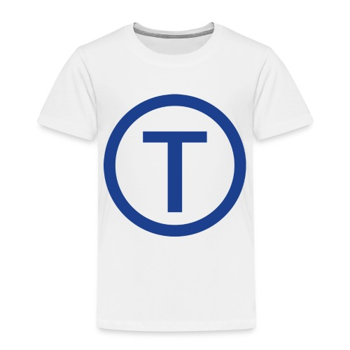 techwiz logo - Kids' Premium T-Shirt